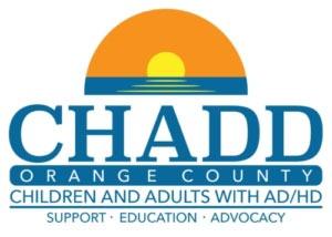 Greater OC CHADD Logo
